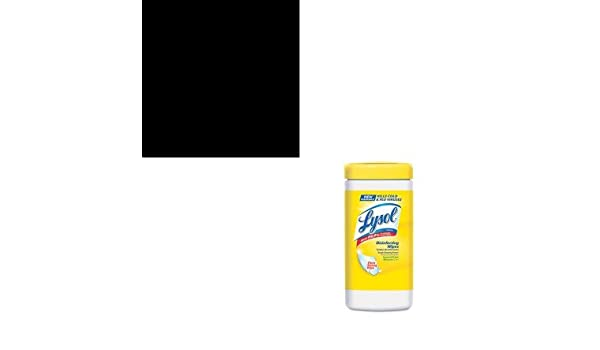 kitrac02775ctrac77182ct - Value Kit - Lysol Brand limón Amp; amp; Lime Blossom sanitización toallitas húmedas (rac77182ct) y profesional LYSOL Brand ...
