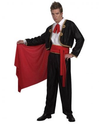 Henbrandt Fancy Dress Costume Matador (one Size) -