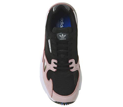 Multicolore cblack De Chaussures Cblack Avec Gymnastique Adidas Ltpink Des Noir Falcon wxSqYZ0anB