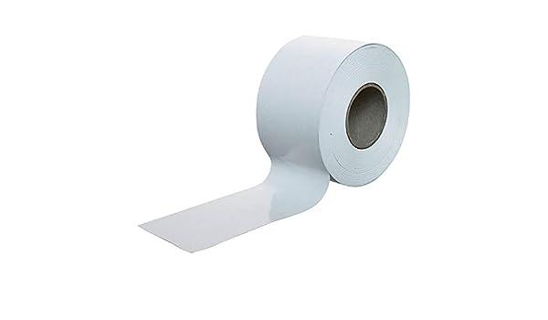 Linerless Thermoetiketten (30 Thermorollen) 58mm x 65m - Etikettenrollen ohne Trägerpapier: Amazon.es: Hogar