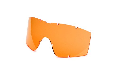 Revision Military Desert Locust/Asian Locust Goggle Replacement Lens - Vermillion High Contrast