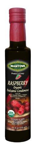 Mantova Fratelli Mantova Raspberry Organic Balsamic Vinegar, 8.5 Ounce 31n4DTA  2BBL