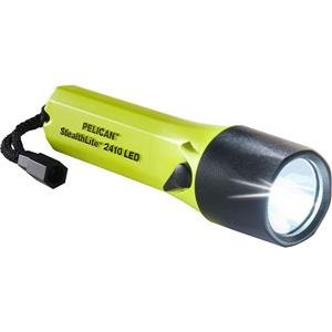 Pelican Flashlights 2410-016-245 Stealth Lite LED Flashlight, Yellow