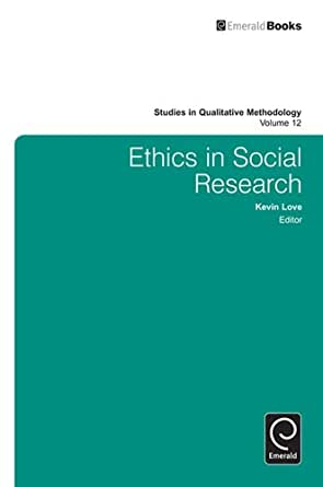 ethics in social science research pdf