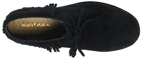 Bottines Indiennes Hush Cala Catelyn Puppies Bottes Noir Black Et Femme SqYXwq