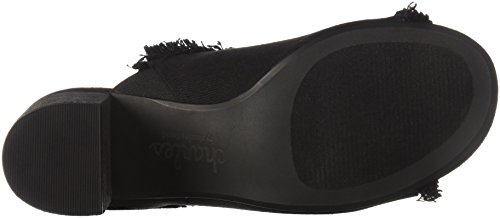 Women's Black David Kadia by Slide Charles Sandal Charles qEwHtCxZp
