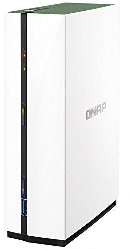 Qnap 2-Bay NAS, ARM Quad-core 1.4GHz, 1GB DDR4 RAM, 3.5' SATA HDDs, 1xUSB3.0, 2xUSB2.0, 1x GbE LAN (TS-228A-US) 3.5 SATA HDDs