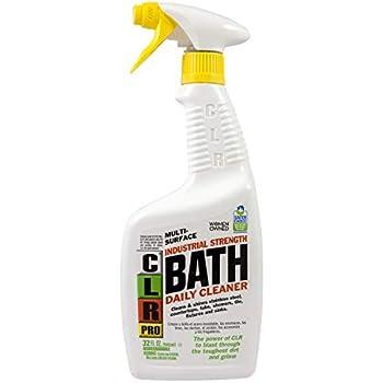 CLR PB-BATH-32PRO Multi Purpose Daily Bath Cleaner, 32 oz Trigger Spray