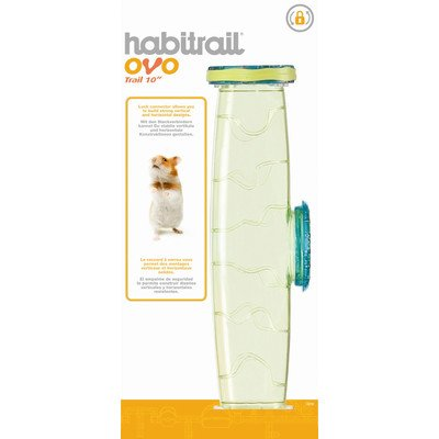 Habitrail OVO 10-inch Hamster Tube [Set of 3] by Habitrail
