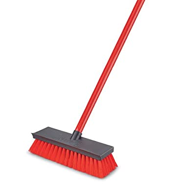 Libman CO 547 Floor Deck Scrub Brush and Handle
