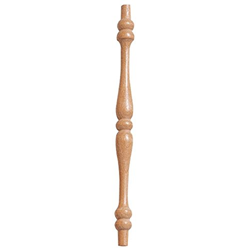(Cherry Decorative Spindle: 7-1/2