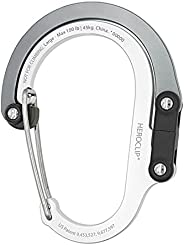 HEROCLIP Carabiner Clip and Hook (Large)   for Camping, Backpack, Organization, and Garage