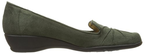 Suede Style Soft Rory Women's Flat Puppies Rosin Hush Faux 7wwq8f