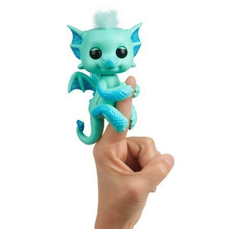 WowWee Fingerlings Baby Dragon Noa