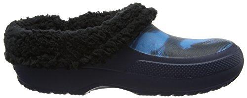 Classic III Crocs Jean Graphic Blitzen Blue q0wdgwE