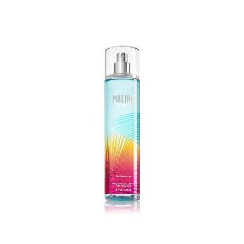 (Bath & Body Works MALIBU Heat Fine Fragrance Mist 8 oz (236 ML))
