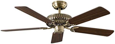 Casafan 513224 Ventilador de techo, Eco Imperial MA alas roble ...