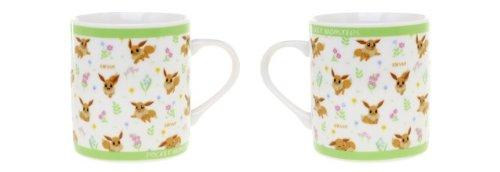Pokemon-BW-flyer-pattern-mugs-Eevee-japan-import