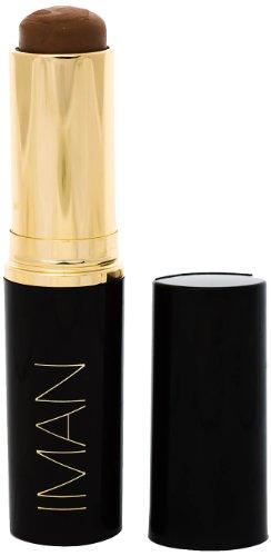 IMAN Cosmetics Second To None Stick Foundation, Dark Skin, E