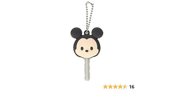 *NEW* Disney Cap White Magic Owl Soft Touch PVC Key Holder