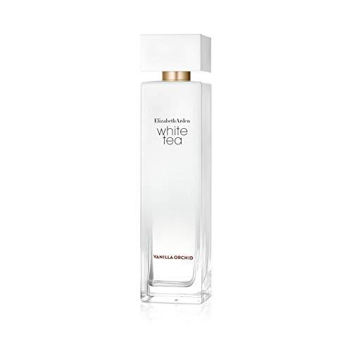 Elizabeth Arden White Tea Eau De Toilette Spray Perfume for Women, Vanilla Orchid, 3.3 Oz.