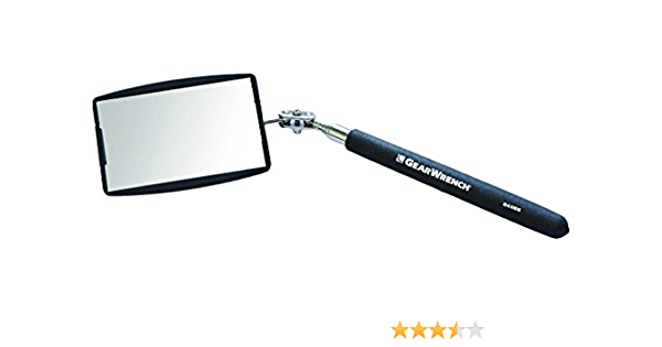 84086 GEARWRENCH 2-1//4 Round Telescoping Inspection Mirror