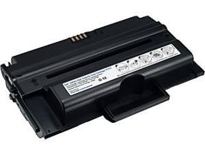 Original Dell 331-0611 High Yield Black Toner Cartridge for 2355dn Laser Printer ()