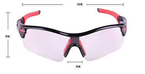 H Libre De Ciclismo A Motocicleta Sol Gafas Uv Deporte g Montaña Fotocromáticas Cambio Montadas En Al Protección Para Lentes Color Apjj Prueba Aire Viento qg4C5