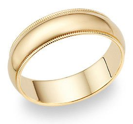 p wedding ring bands mens princess gold diamond cut ye band