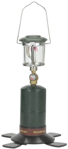 Stansport Compact Single Mantle Propane Lantern ()
