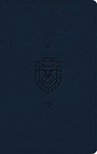 ESV Kid's Thinline Bible (TruTone, Lion of Judah)