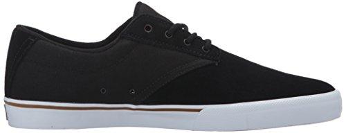 Etnies Jameson Vulc - Zapatillas de skate Hombre Black-White-Gum