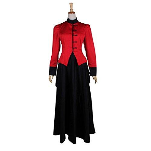CosplayDiy Women's Victorian Ball Gowns Medieval Dress M ()