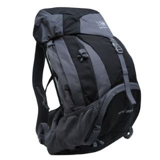 54976d37f2 Karrimor Wind 35 Plus 5 Rucksack Black Pewter -  Amazon.co.uk  Sports    Outdoors