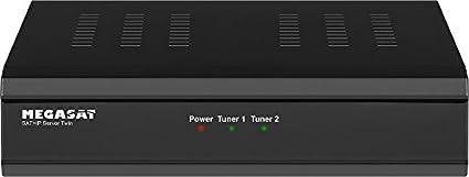 MegaSat 0600208 SAT-IP Server Twin schwarz