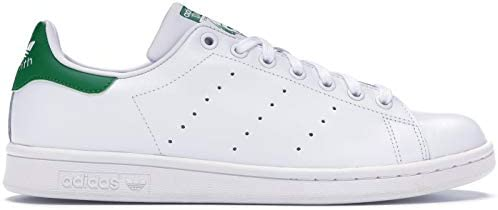 on sale ab442 41b95 Adidas Originals Stan Smith - White & Green (45): Buy Online ...