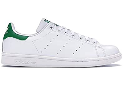 Adidas Originals Stan Smith - White & Green (45)