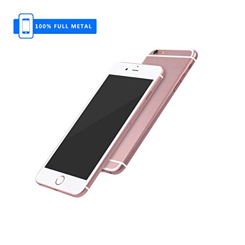 3rd Generation [Full Metal] Fake Dummy Display Compatible with Apple iPhone [Non-Working] 1:1 Scale Phone 6 6s Plus 4.7/5.5 inch (Rose 4.7)
