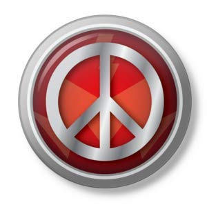 Bib Peace - Bib Magnets: Peace Out
