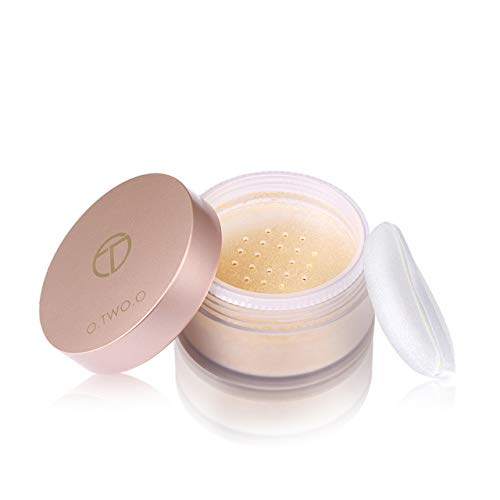 CCbeauty Loose Powder Make-up Oil Control Long-lasting Waterproof Chalk Moisturizing Concealer (Natural) (Poudre Universelle Libre Natural Finish Loose Powder)