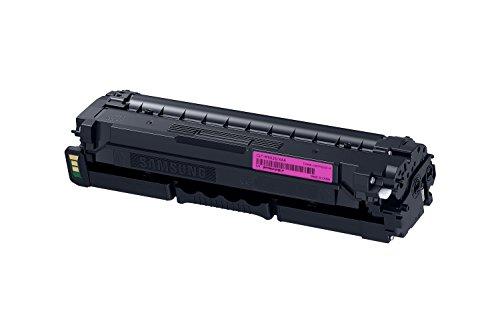 2500 Magenta Toner - Samsung Electronics CLT-M503S Standard-Yield Toner, Magenta (SU291A)