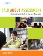 Download Talk About Assessment (Elementary): Strategies and Tools to Improve Learning PDF