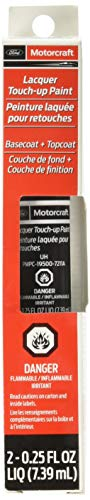 (Ford Black/Clear PMPC-19500-7211A Touch-Up Paint )