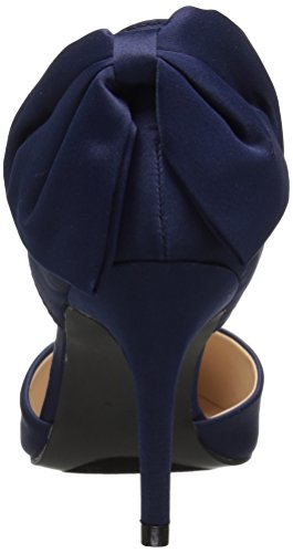 Brinley Co Womens Taci Pump Navy