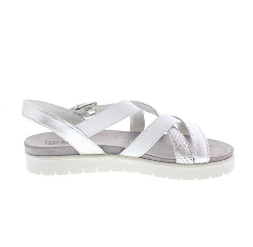 Igi&Co - Sandalias de vestir para mujer bianco - 100