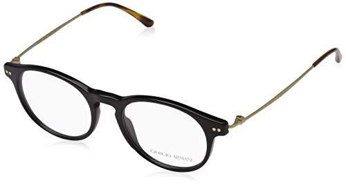 Giorgio Armani OAR7010 Black 5017 Eyeglasses 49mm