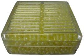 방향 DRI50GM 바닐라 냄새가 좋은 실리카 젤 레몬 콘테이너 32 의 팩