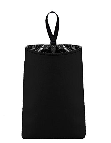 The Mod Mobile Car Trash Can Auto Trash Bag  Slim Design Con