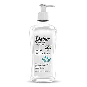 Dabur Sanitize Hand Sanitizer | Alcohol Based...