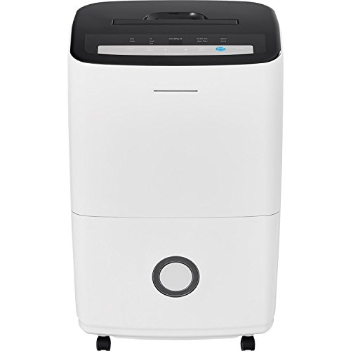Frigidaire 70 Pint Dehumidifier Built White